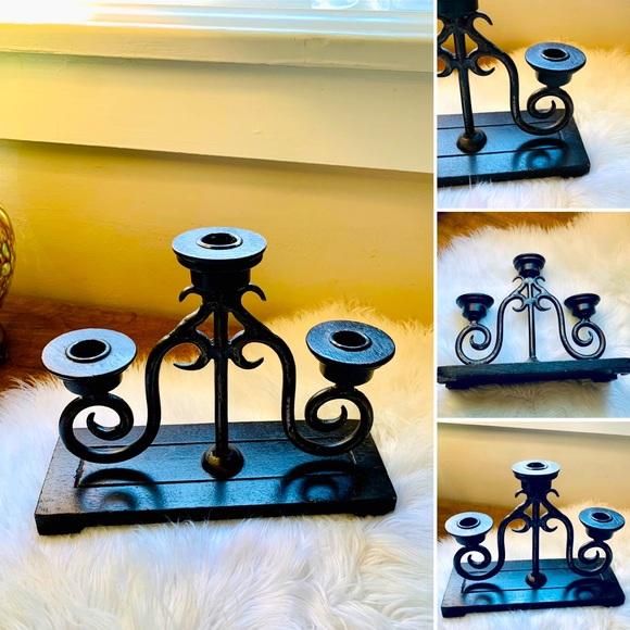 🦋2/$10 3/$15 4/$18 5/$20 Vintage Candleholder